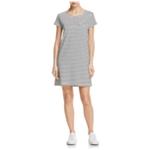Joie Womens Courtina Striped Shirt Dress