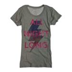 Ecko Unltd. Womens All Night Graphic T-Shirt