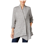 Style&co. Womens Draped Cardigan Sweater