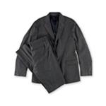 Eleventy Mens Stripe Three Button Suit