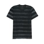Ecko Unltd. Mens Printed Nep Striped Henley Shirt