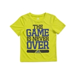 Adidas Boys Never Over Graphic T-Shirt