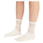 Free People Womens Sheer Anklet Lightweight Socks