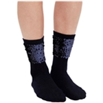 Free People Womens Ziggy Midweight Socks