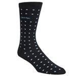 Calvin Klein Mens Polka Dot Dress Socks