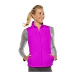 Fila Womens Runswift Quilted Fleece Jacket