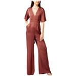 ASTR The Label Womens Pleated Jumpsuit