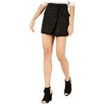 ASTR The Label Womens Tweed Casual Skort Shorts