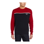 U.S. Polo Assn. Mens Colorblock Knit Pullover Sweater