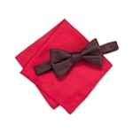 Alfani Mens Walsh Neat Neck Tie Set