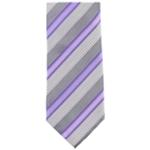 Alfani Mens Striped Necktie