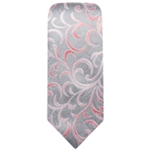 Alfani Mens Vine Necktie