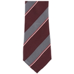 Alfani Mens Warren Stripe Necktie