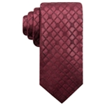 Alfani Mens Wine Adams Necktie