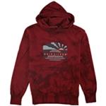 Quiksilver Mens Volcanic Ocean Hoodie Sweatshirt