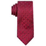 Alfani Mens Windsor Grid Necktie