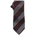 Alfani Mens Tremont Stripe Necktie