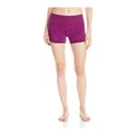 Roxy Womens Stunner Seamless Athletic Workout Shorts