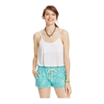Roxy Womens Oceanside Casual Mini Shorts