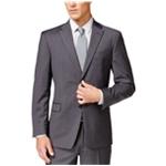 Tommy Hilfiger Mens Stripe Two Button Blazer Jacket