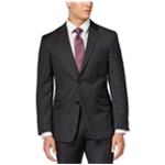 Tommy Hilfiger Mens Windowpane Two Button Blazer Jacket