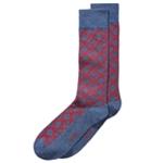 Alfani Mens Triangle Hex Midweight Socks