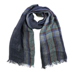 Paul Smith Womens Linen Scarf
