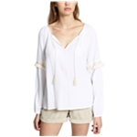 Sanctuary Clothing Womens Yucca Knit Blouse