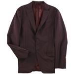 Eidos Napoli Mens Mohair Two Button Blazer Jacket