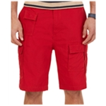Nautica Mens Modern Fit Flight Casual Cargo Shorts