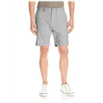 Nautica Mens Modern-Fit Oxford Casual Chino Shorts