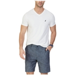 Nautica Mens Cotton Casual Walking Shorts