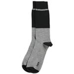 bar III Mens Colorblocked Midweight Socks