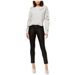 Joe's Womens Icon Ankle Coated Skinny Fit Jeans