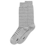 bar III Mens Line Striped Midweight Socks