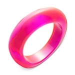 I-N-C Womens Oblong Colored Bracelet Bangles
