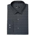 bar III Mens Stretch Button Up Dress Shirt