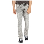 Buffalo David Bitton Mens Rowan Ash-x Slim Fit Jeans
