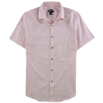 bar III Mens Easy Care Button Up Dress Shirt