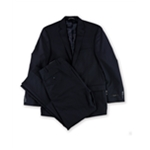 Marc New York Mens Textured Two Button Suit