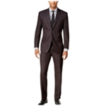 Marc New York Mens Micro-Grid Formal Tuxedo