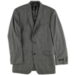 Marc New York Mens Glem Plaid Two Button Blazer Jacket