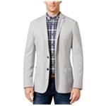 Michael Kors Mens Textured Two Button Blazer Jacket