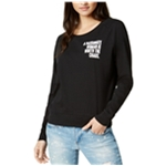 CHRLDR Womens Worth The Chaos Sweatshirt