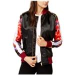 CHRLDR Womens True Romance Bomber Jacket