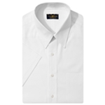 Club Room Mens Pointed Solid Button Up Shirt
