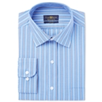 Club Room Mens Stripe Button Up Dress Shirt