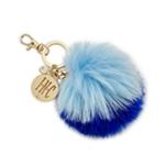 I-N-C Womens Faux Fur Key Chain