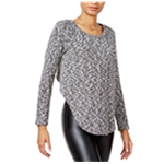 Chelsea Sky Womens Knit Pullover Sweater