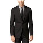 DKNY Mens Pin Dot Two Button Blazer Jacket